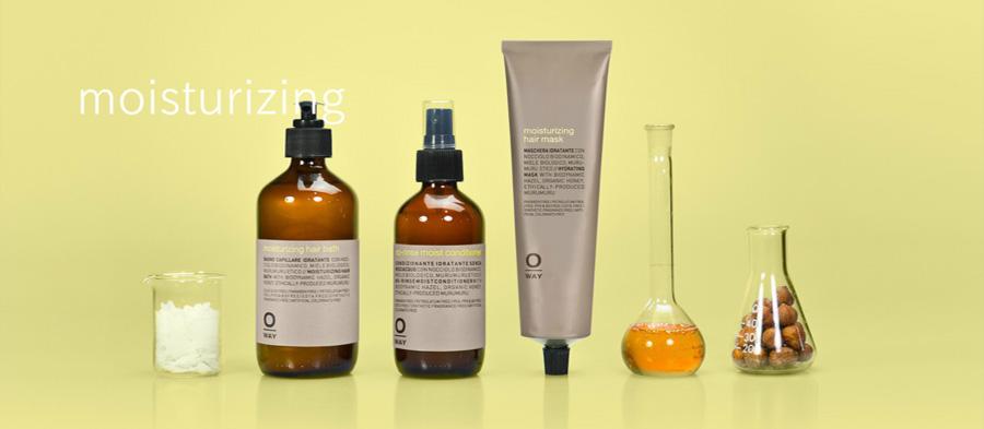 moisturizing ローランド オーガニックウェイ rolland O-WAY