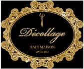 梅田のヘアサロン・美容室 Decollage(デコラージュ)