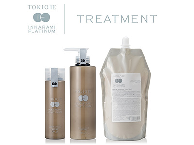 TOKIO IE INKARAMI  PLATINUM TREATMENT