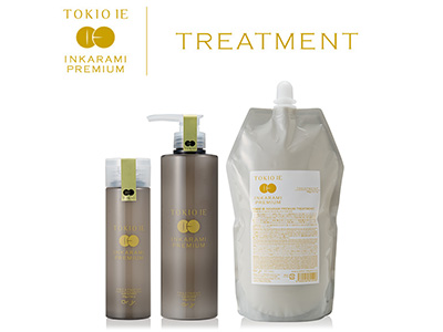 TOKIO IE INKARAMI PREMIUM TREATMENT